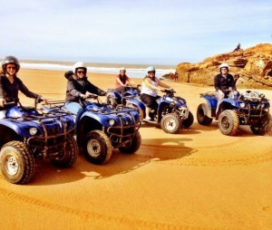 quaddriving morocco