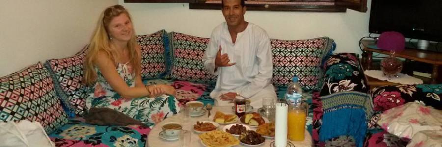 Eten in Marokko doe je samen!