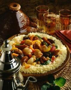 Eten in Marokko, Cosucous