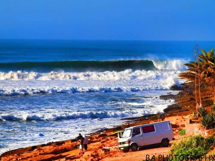 Surfspots Morocco