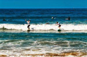 Summer surftrip 2017