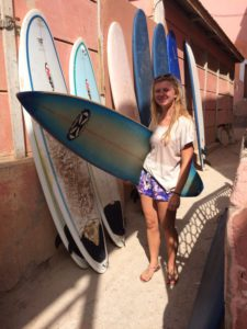 tweedehands-surfboard