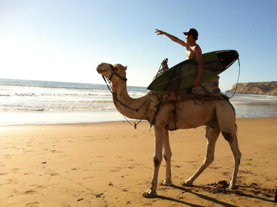 My surftrip to Morocco