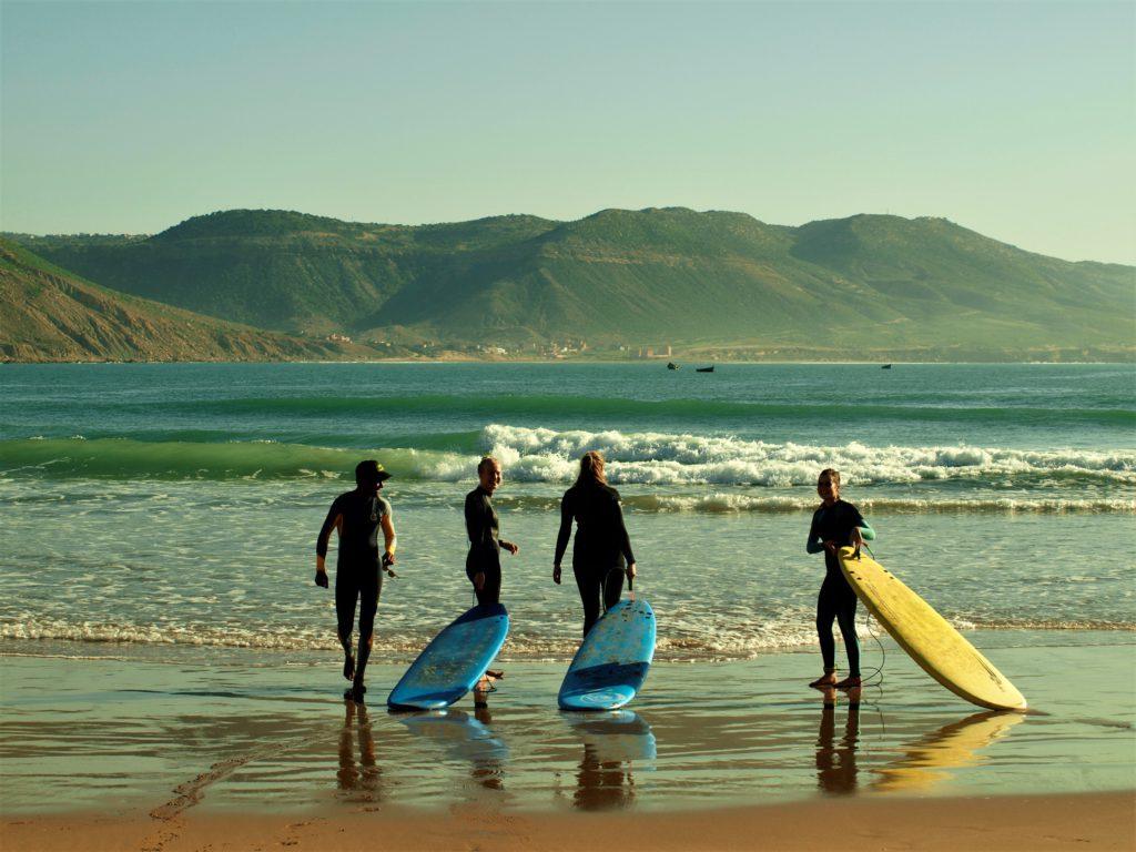 surf summer