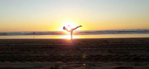 Yoga in Taghazout