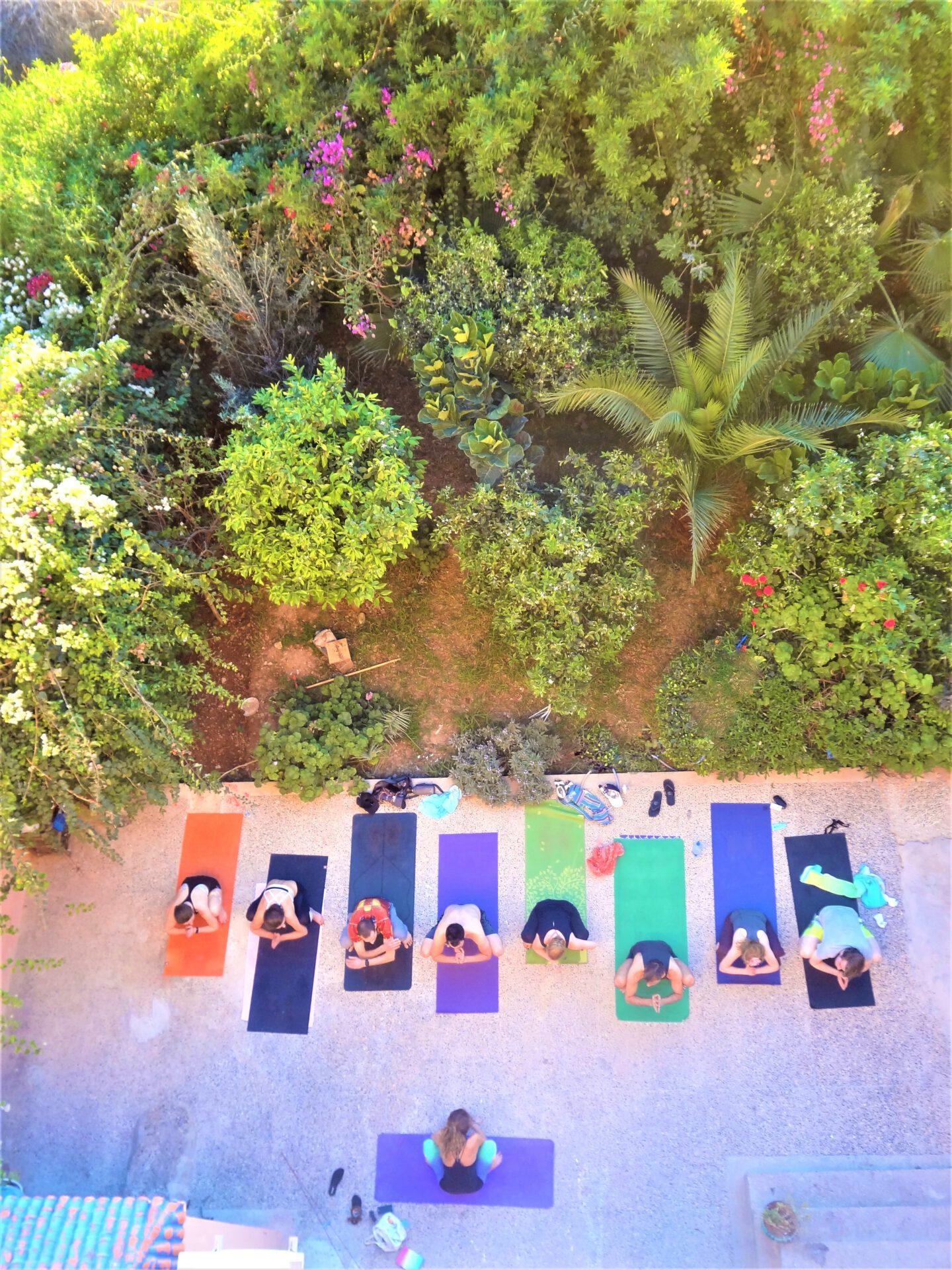 yoga morocco