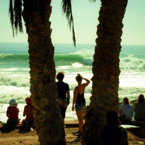 Waves in Morocco