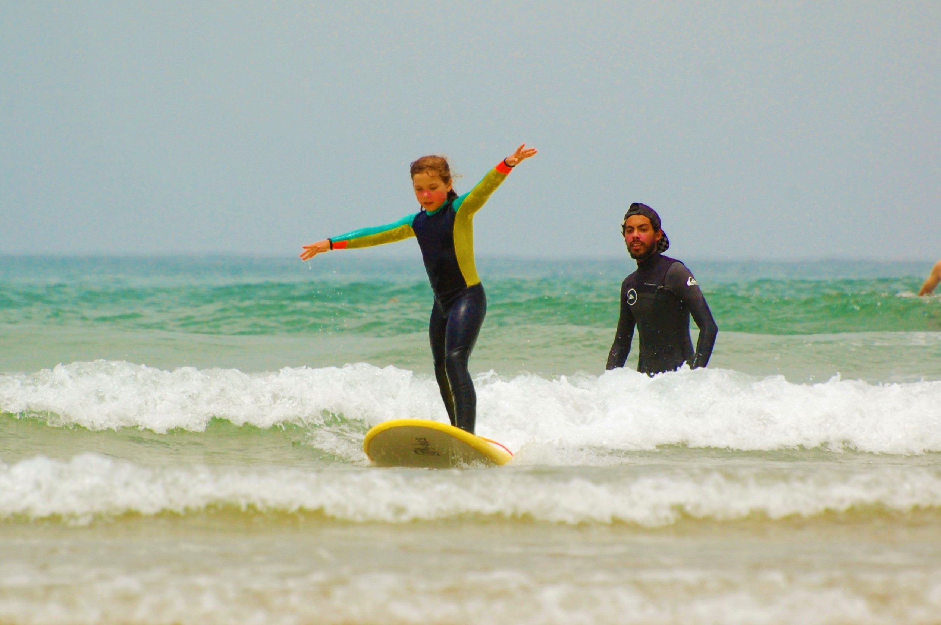 Children surflessons