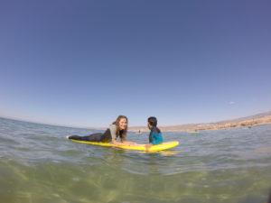 private surflesson morocco