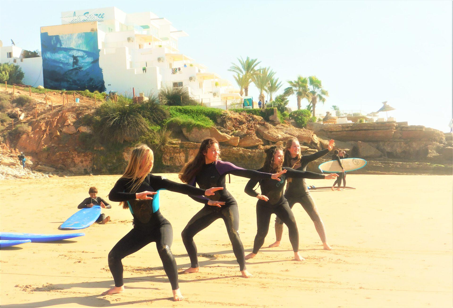 Surfholiday morocco