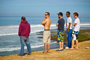 surfguiding Morocco