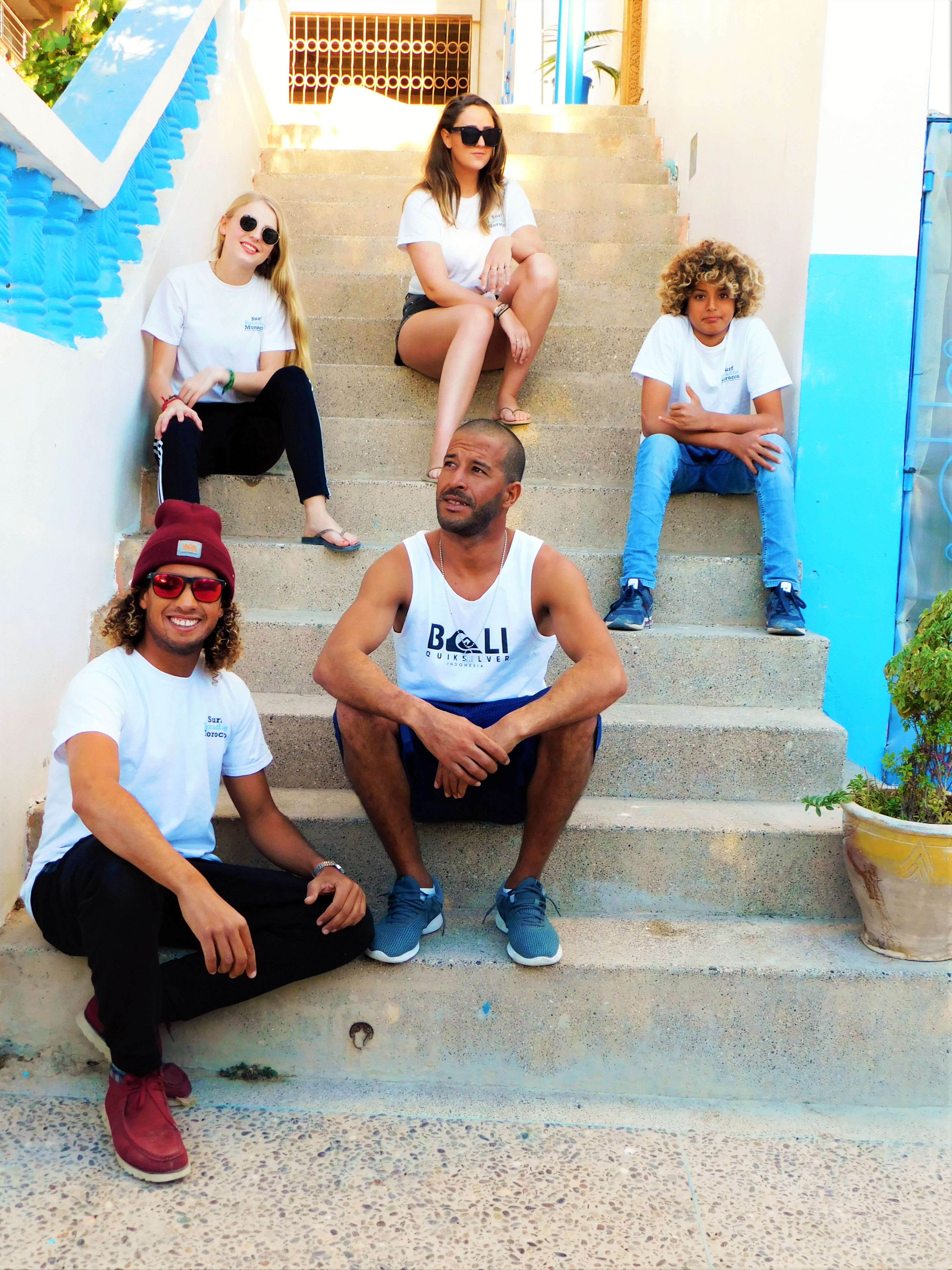 Team Surf Paradise Morocco