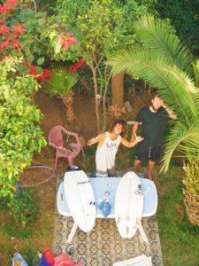 Surf Paradise Morocco - Garden