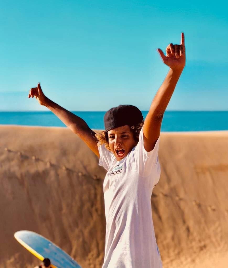 Surfinstructor Surf Morocco