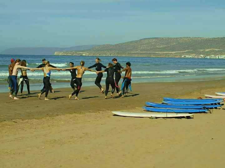 surfschool morocco