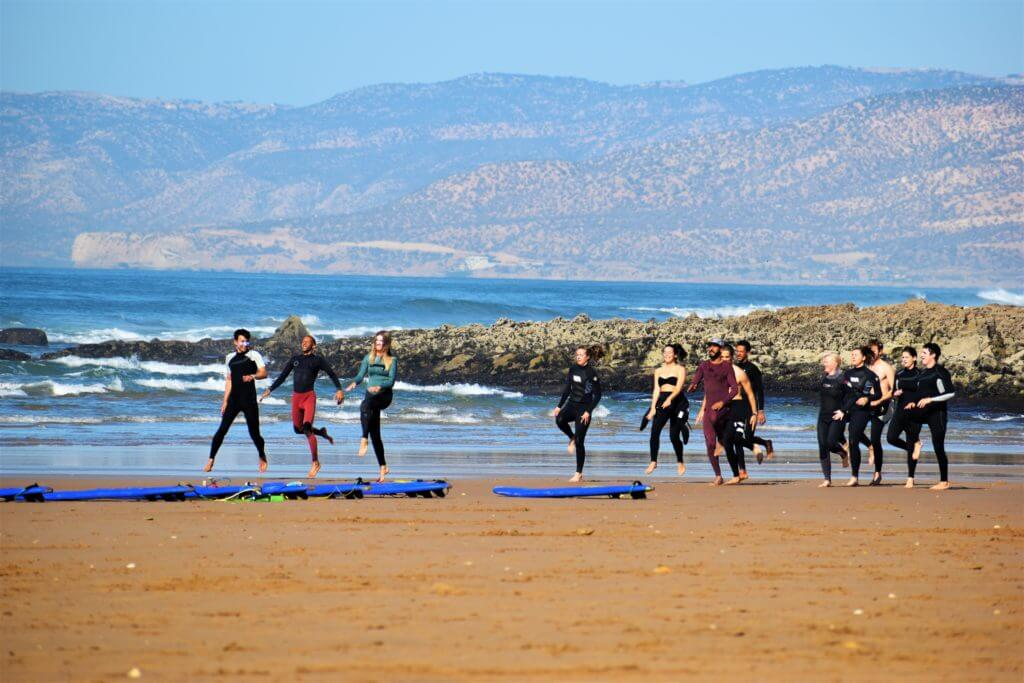 Surfschool in Morocco