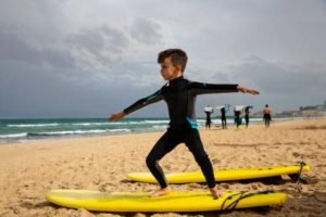 family surfcamp morocco