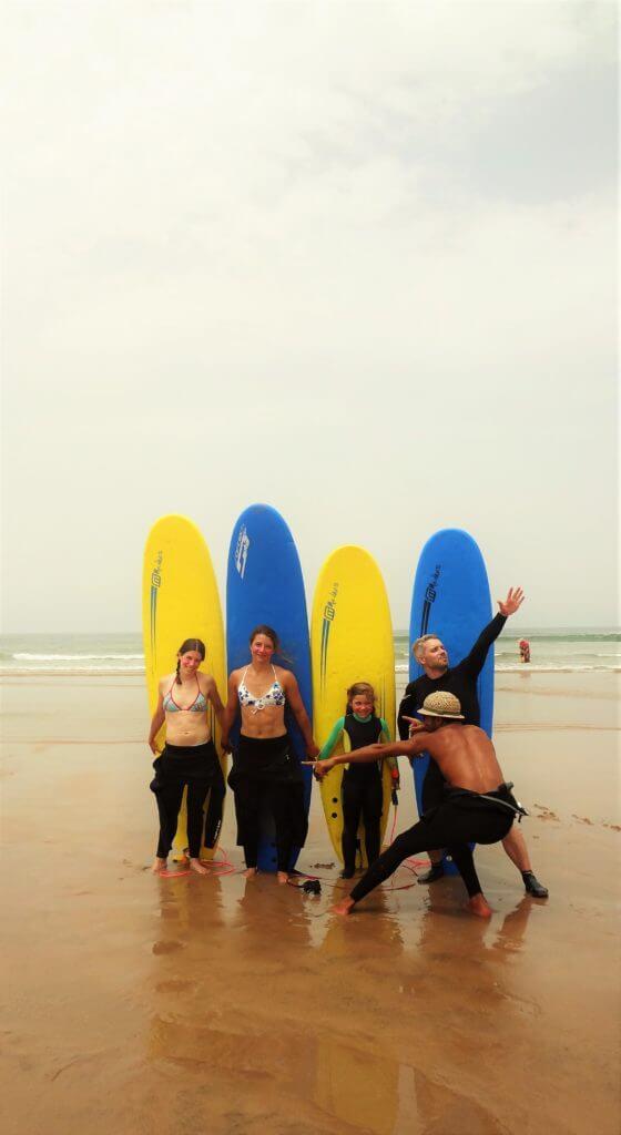 family surfschool
