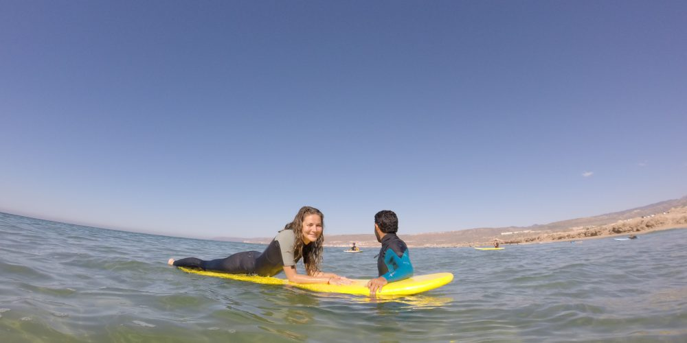 private surflesson morocco