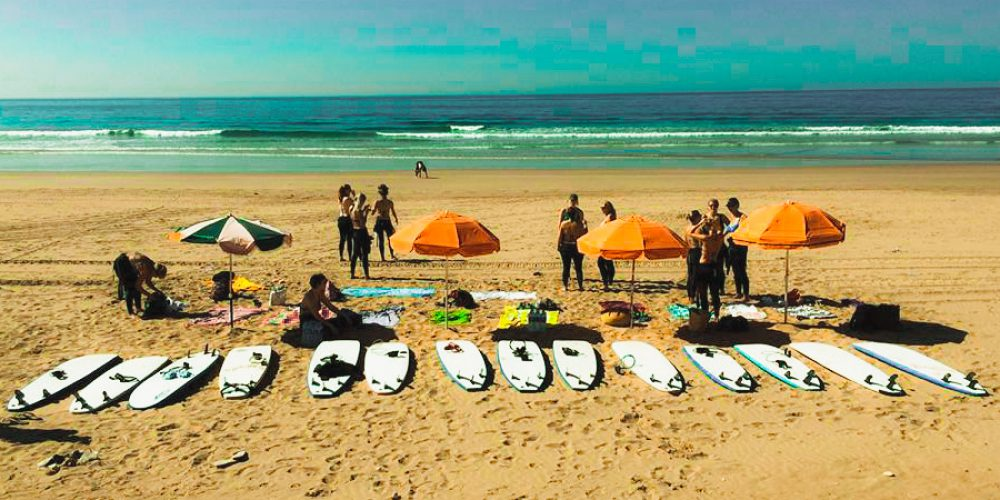 surflessons morocco